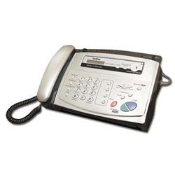 Факс BROTHER 335MC, термобумага(рулон), автообрезка, автоответчик, спикерфон, справочник 100 ном.
